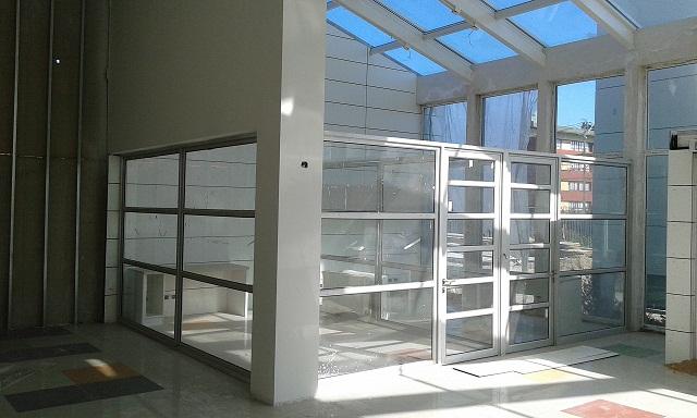 Teletón Valdivia Tabiques Interiores