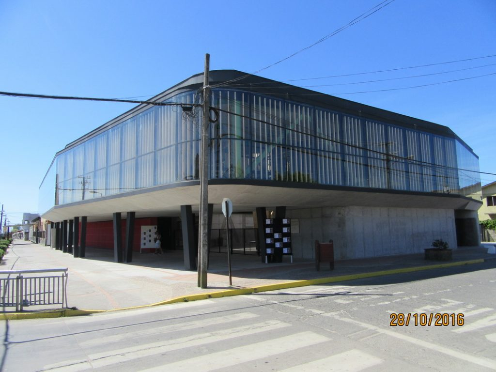 Centro Cultural Arauco